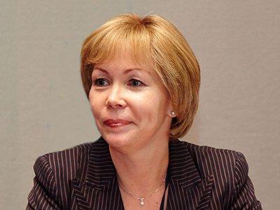 Судья Верховного суда Татьяна Завьялова