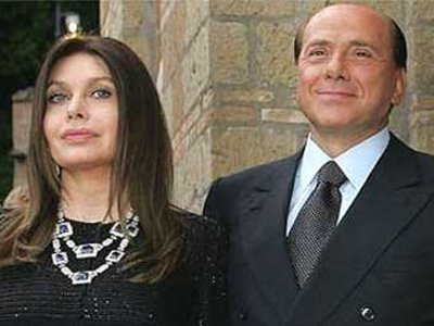 Суд уменьшил сумму алиментов, которые Берлускони платит бывшей жене