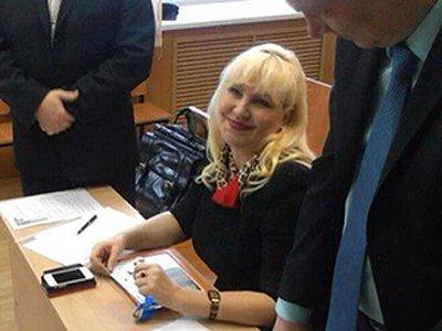 Бывший заместитель губернатора Курганской области Марина Калугина