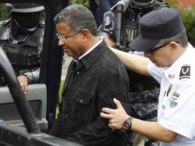 Бывшего президента Сальвадора поместили в тюрьму