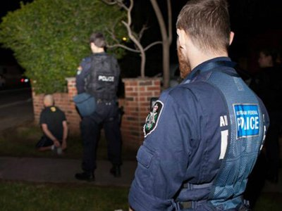 """В Австралии можно будет получить срок за """"военный туризм"""""""