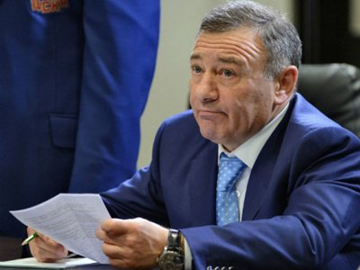 В Италии арестовано имущество Аркадия Ротенберга стоимостью 30 млн евро