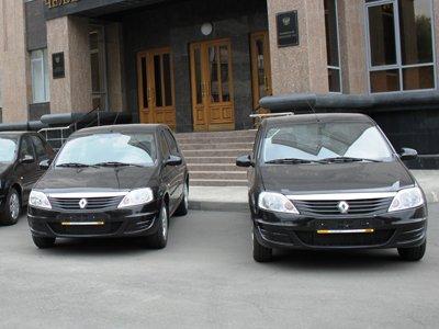 Судьи Челябинской области пересаживаются на Renault и Volkswagen