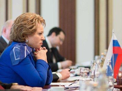 Глава Совфеда призвала сократить число исков в международные суды