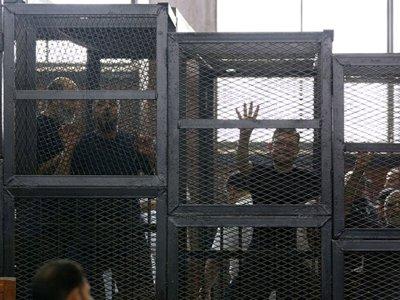 """Более 40 египетских судей уволили из-за симпатии к """"Братьям-мусульманам"""""""