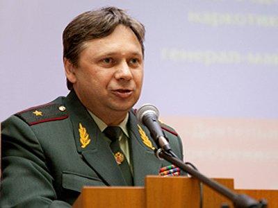 Судят главу УФСКН, бравшего 6 млн руб. за освобождение из-под стражи и снятие ареста со счетов