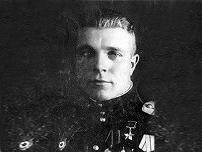 Летчик Иван Даценко