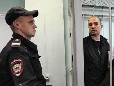Михаил Лернер (справа)