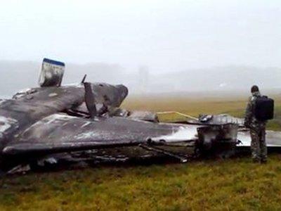 Авиакатастрофа Falcon во Внуково