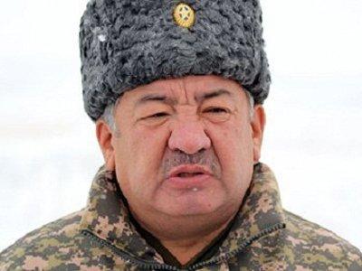 Глава погранслужбы Казахстана арестован по подозрению в создании ОПГ