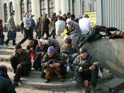 Мосгордума утвердила штрафы до 5000 руб. за попрошайничество в метро