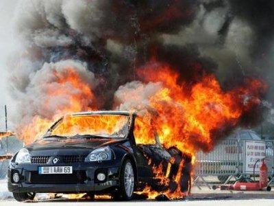 Ревнивец осужден за поджог Hyundai Solaris нового ухажера своей бывшей жены