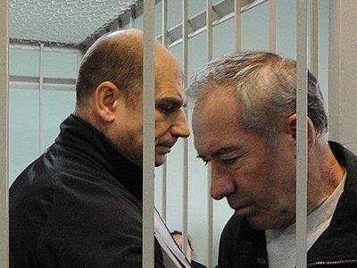 Михаил Лернер (слева)