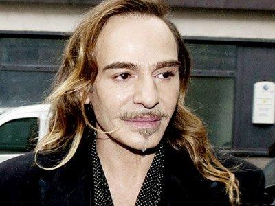 Джон Гальяно не смог через суд получить с Dior 13 млн евро за увольнение после антисемитской выходки