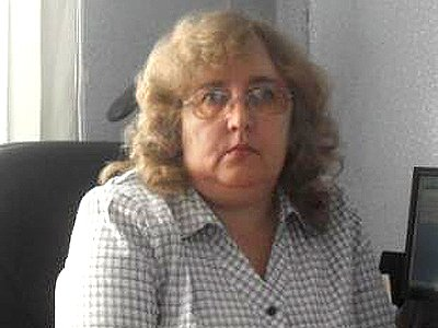 И. о. председателя Гурьевского городского суда Елена Метелица