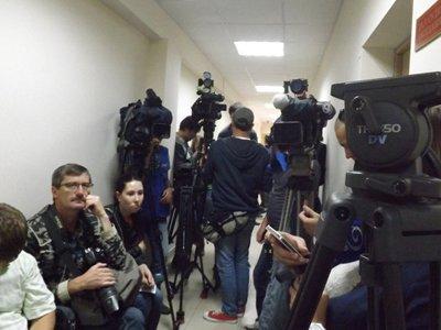 Журналисты добились наказания для судьи