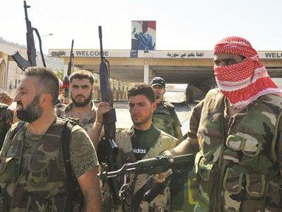 Россиянин, три месяца провоевавший на стороне исламистов в Сирии, получил почти 4 года