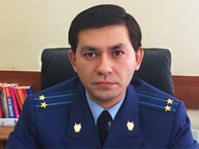 Богдан Костенецкий, Басманный межрайонный прокурор