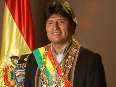 В Боливии принят закон, разрешающий военным сбивать самолеты с наркотиками на борту