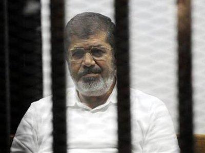 Суд Египта отменил смертный приговор экс-президенту Мурси