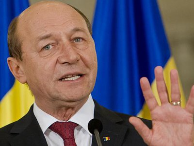 Плюнувший в президента Румынии моряк признал свою вину