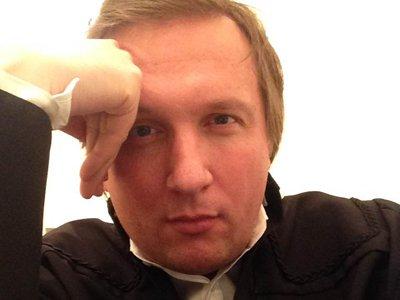 Судья в отставке Дмитрий Новиков