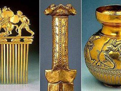 Крымские музеи через суд требуют вернуть из Амстердама коллекцию золота скифов