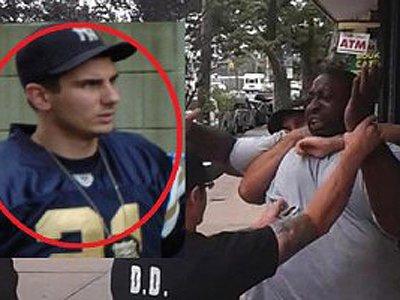 Министерство юстиции США расследует убийство полицейским афроамериканца в Нью-Йорке