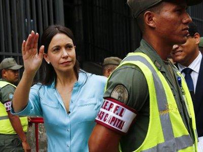 В Венесуэле лидера оппозиции обвинили в подготовке убийства президента