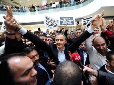 В Турции около 30 человек, включая журналистов, задержаны за поддержку противника Эрдогана
