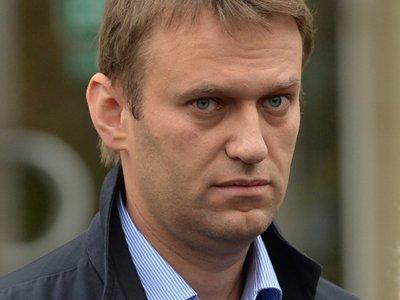 Алексей Навальный, нарушивший условия домашнего ареста, задержан в центре Москвы