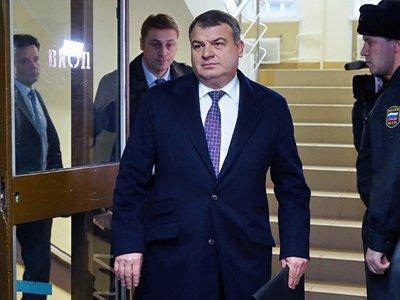 Бывший министр обороны Сердюков рассказал в суде о провокациях