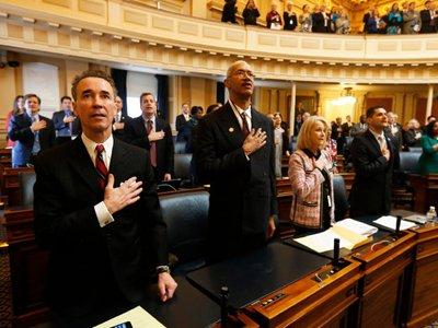 В США заключенный депутат приступил к работе в законодательном собрании Вирджинии