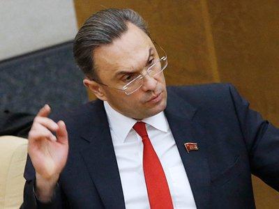 Народные избранники Государственной думы просят освободить ихколлегу отуголовной ответственности
