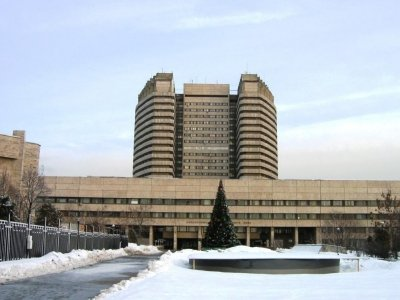 Российский онкологический научный центр имени Н.Н. Блохина находится на Каширском шоссе в столице