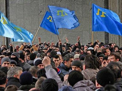 В Верховный суд подали аппеляцию на запрет меджлиса крымских татар