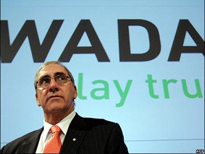 Президент WADA Джон Фэйхи