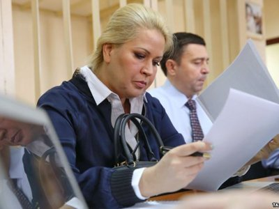 """Полиция задержала адвоката фигурантки дела """"Оборонсервиса"""" Васильевой"""
