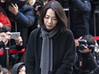 Прокуроры требуют приговорить дочь главы Korean Air к трем годам тюрьмы за скандал с орешками