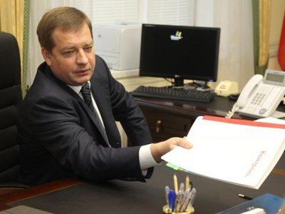 Медведев нашел работу снятому главе столичного ГСУ