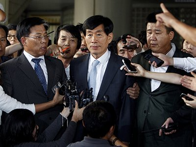 Глава корейской разведки получил срок за вмешательство в президентскую гонку