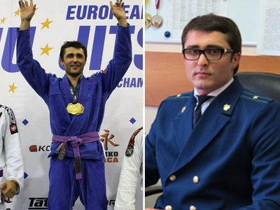 Бутырский зампрокурора выиграл чемпионат Европы по бразильскому джиу-джитсу