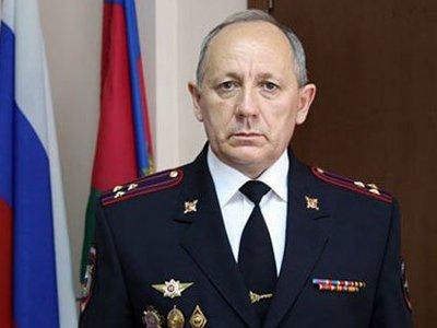 За вымогательство арестован экс-глава УВД по ЗАО Москвы, чьих подчиненных засняли в интим-салоне