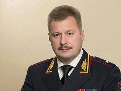 Новый руководитель столичного УЭБиПК Сергей Солопов