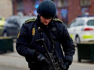 Полиция предъявила обвинения двум причастным к терактам в Копенгагене