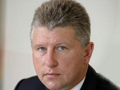 Мэр Биробиджана Андрей Пархоменко