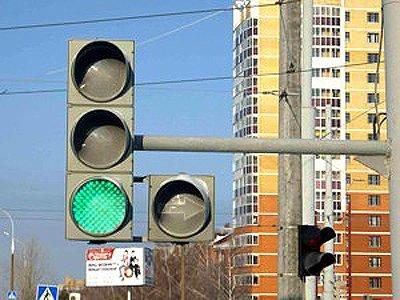 Далеко не всегда, вопреки утверждениям МВД, на основные секции светофора наносят