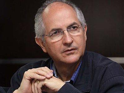 Мэра Каракаса арестовали по обвинениям в госперевороте