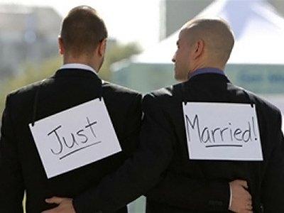 Верховный суд США признал однополые браки законными