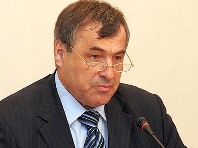 Бывший министр природных ресурсов Тверской области Николай Протасов
